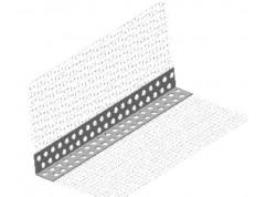 Tinkavimo PVC profilis su tinkleliu 100x150mm DN/06
