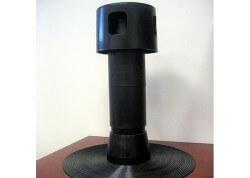 Ventiliacijos kaminėlis plokštiems stogams