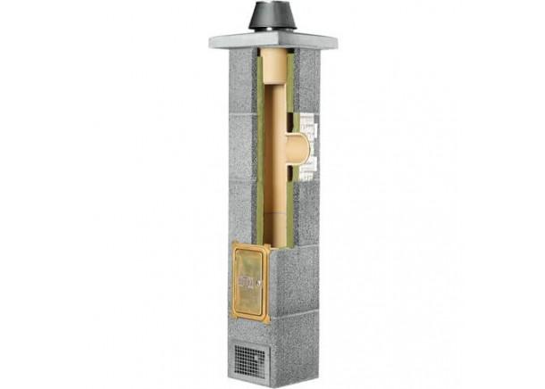 Kaminų sistema Schiedel Rondo Plus