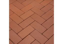 Klinkerinės grindinio trinkelės Weserbergland
