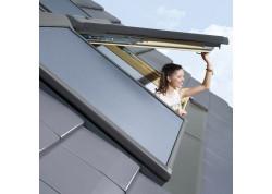 Stogo lango markizė Fakro AMZ Solar
