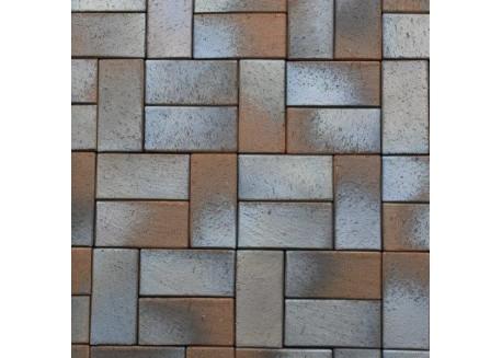 Klinkerinės grindinio trinkelės 0610 Lubeck