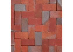 Klinkerinės grindinio trinkelės 0640 Dormagen