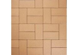 Klinkerinės grindinio trinkelės 0925 Lederfarben-Nuanciert