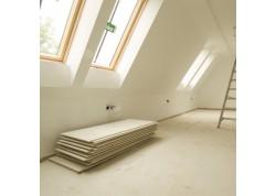 Knauf sausųjų grindų sistema - Knauf Brio gipso plaušo plokštė