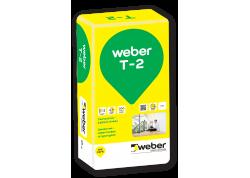 Cementinis-kalkinis tinkas Weber T-2
