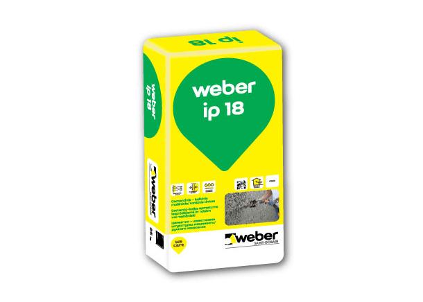 Cementinis-kalkinis tinkas Weber ip 18