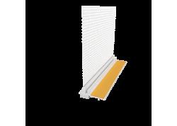 PVC deformacinis profilis Ejot Profil 108