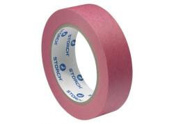 Juosta dažymo popierinė 38mmx50m UV 180dienų raudona