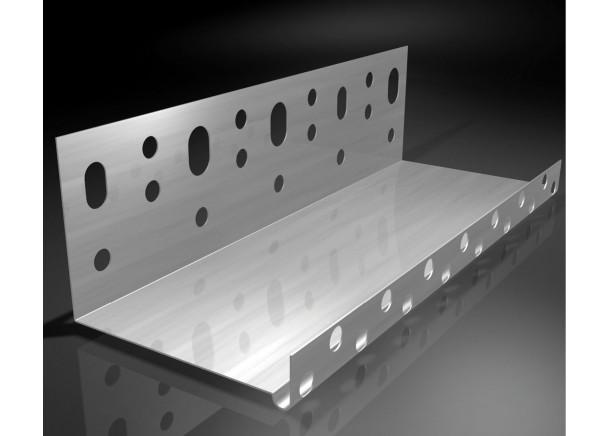 Ejot cokolinis aliuminio profilis