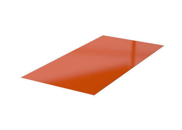 Įlaja aliuminė Eternit - Klasikinė raudona
