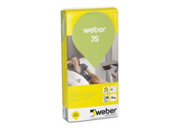 Polimerinis gipskartonio glaistas Weber.vetonit JS