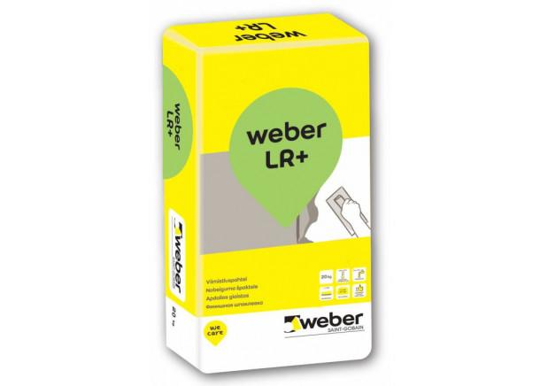 Polimerinis glaistas Weber LR+