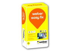 Plytelių klijai šildomosioms grindims Weber Easy Fix