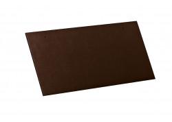 Plokštelė Cedral, horizontalus dengimas - Tamsiai ruda