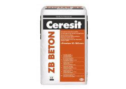 """Sausas betono mišinys ZB BETONAS """"Premium"""", Ceresit"""