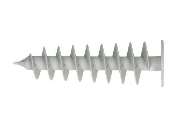 Kaištis spiralinis Smart SMSTY, putų polistirolui, ilgis 50mm