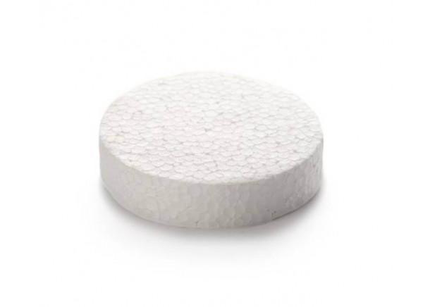 Polistirolo tabletė Wkret-Met, baltos spalvos