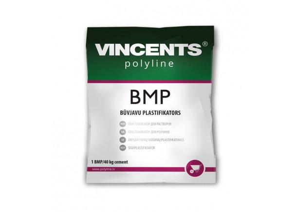 Plastifikatorius Vincents polyline BMP, statybiniams skiediniams, 16g