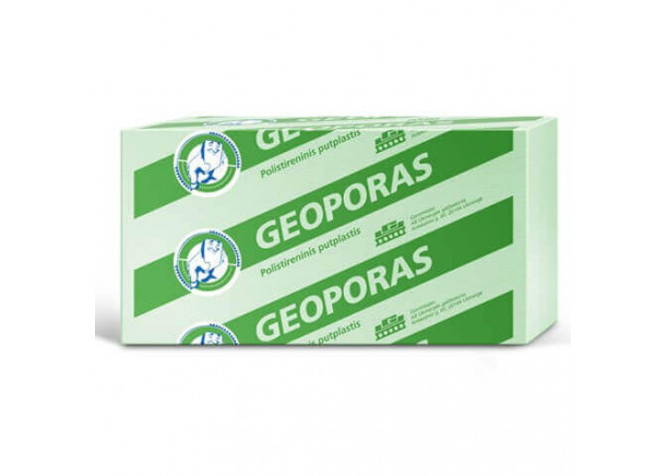 Putplastis Geoporas EPS 100