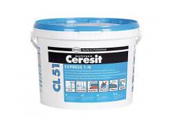 Mastika hidroizoliacinė Ceresit CL 51, vidaus darbams, 5-15kg