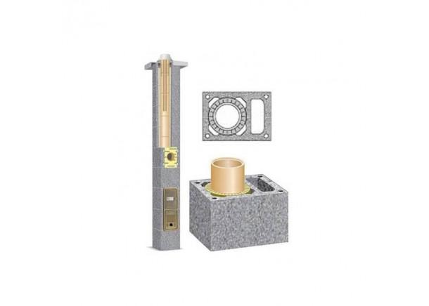 Kamino sistema Rondo Plus su ventiliacija, Schiedel