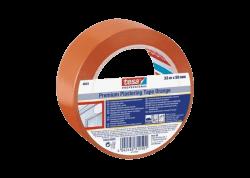 Tinkavimo juosta Tesa Premium Plastering 4843, oranžinė, 50mmx33m