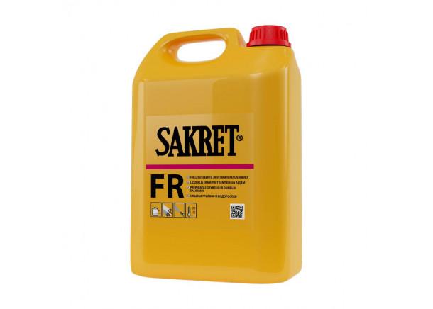 Apsauginė priemonė Sakret FR, nuo grybelių ir dumblių, 10-25L