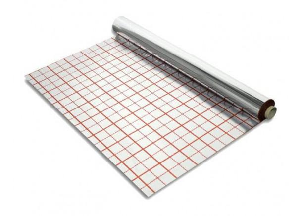 Plėvelė Eurovent Alufloor, šildomoms grindims, 110g/m²