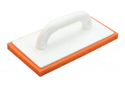Trintuvė Color Expert, su gumine kempine, 280x140mm