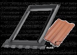 Tarpinė Velux EDZ 0000, stogo dangai iki 45mm (įv.dydžiai)