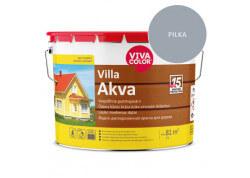 Lauko medienos dažai Villa Akva (6 spalvos), Viva Color