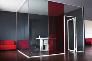 Modulinė pertvara OZ Alu Visual 30